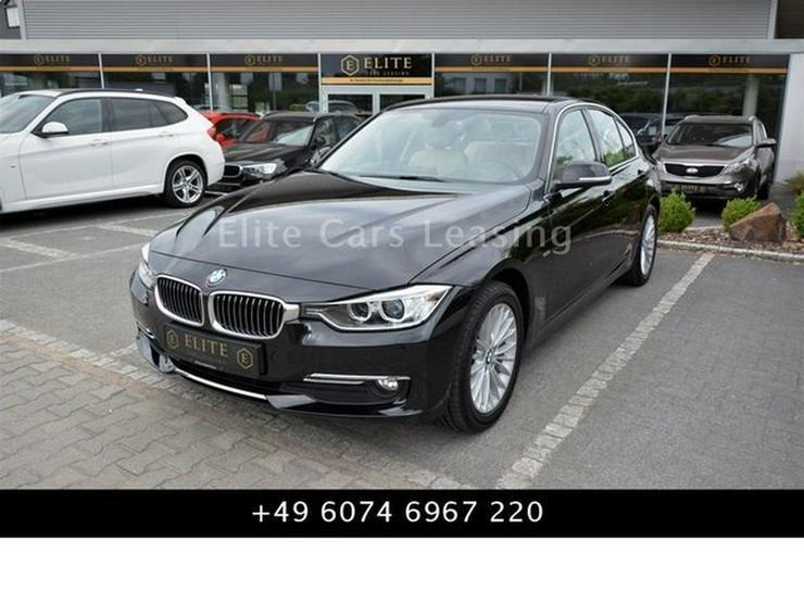 BMW 320d xDrive LuxuryLine NaviProf/LederBeige/BiXe