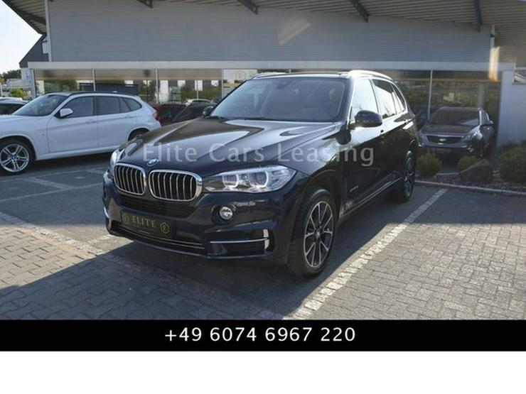 BMW X5 xDrive30d EXCLUSIVE/LederBraun/Pano/H&K/SMG
