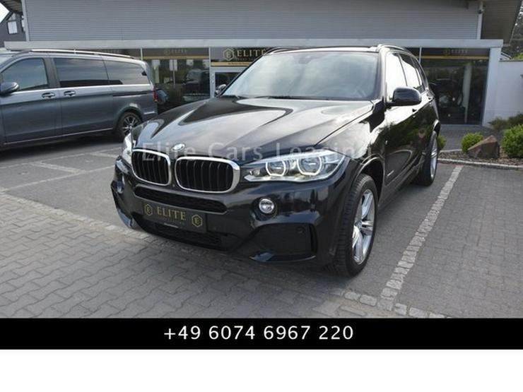 BMW X5 xDrive30d M sport INDIVIDUAL LedMokka/HK/LED