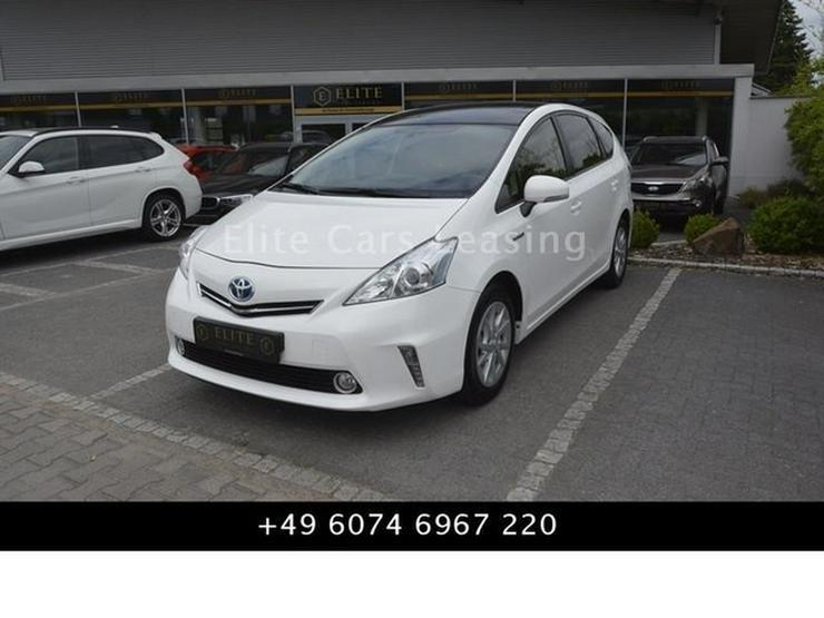 TOYOTA Prius+ BusinessPaket Navi/Panorama/PDC/Kam/7Sitz