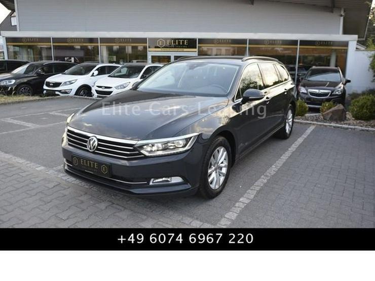 VW Passat Variant Comfortline Navi/BiXen/Leder/Voll