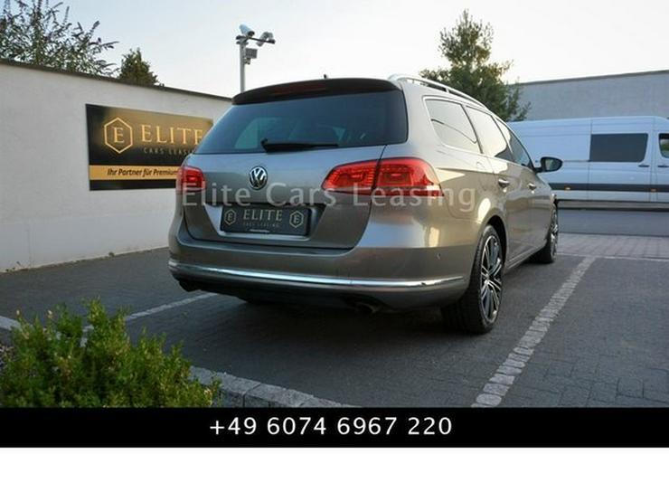 Bild 4: VW Passat Variant Exclusive 4Motion LedBraun/Pano