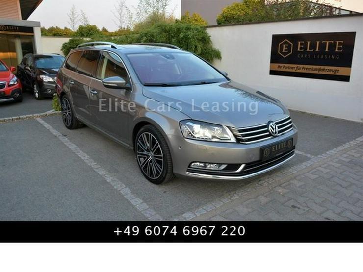 Bild 2: VW Passat Variant Exclusive 4Motion LedBraun/Pano