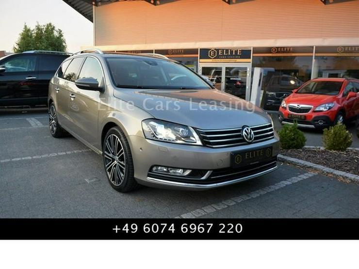 Bild 5: VW Passat Variant Exclusive 4Motion LedBraun/Pano