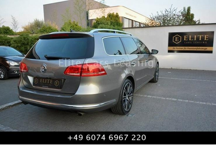 Bild 6: VW Passat Variant Exclusive 4Motion LedBraun/Pano