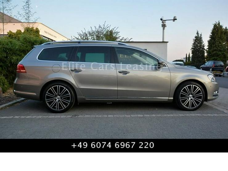 Bild 3: VW Passat Variant Exclusive 4Motion LedBraun/Pano
