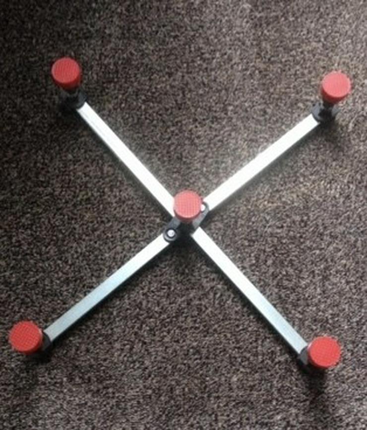 Bild 2: Plieger Duschwannenfüßen  2 Stück 60x60 cm