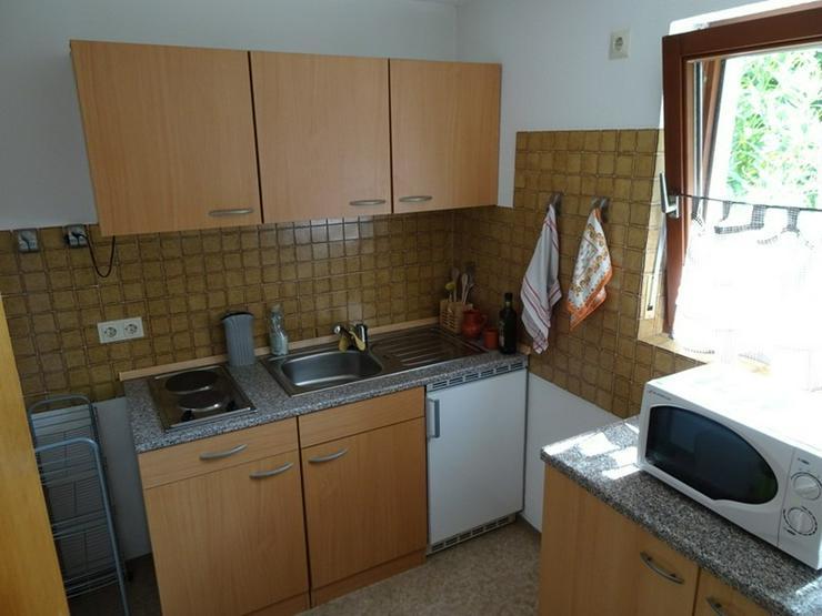 2 Zimmer, Küche + Bad, möbliert, auf Zeit - Bild 1