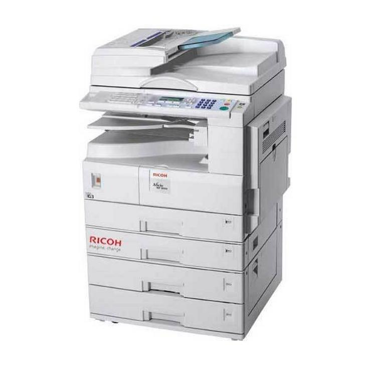 Kopierer Ricoh MP 2000, A 3, 4 Papierkassetten