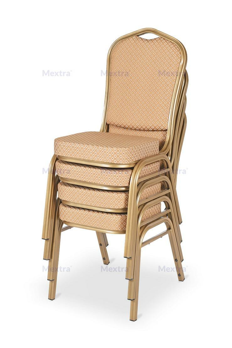 Bild 3: Bankettstühle ROCK