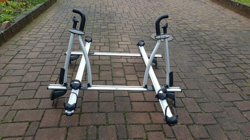 Fahrradträger aus Alu