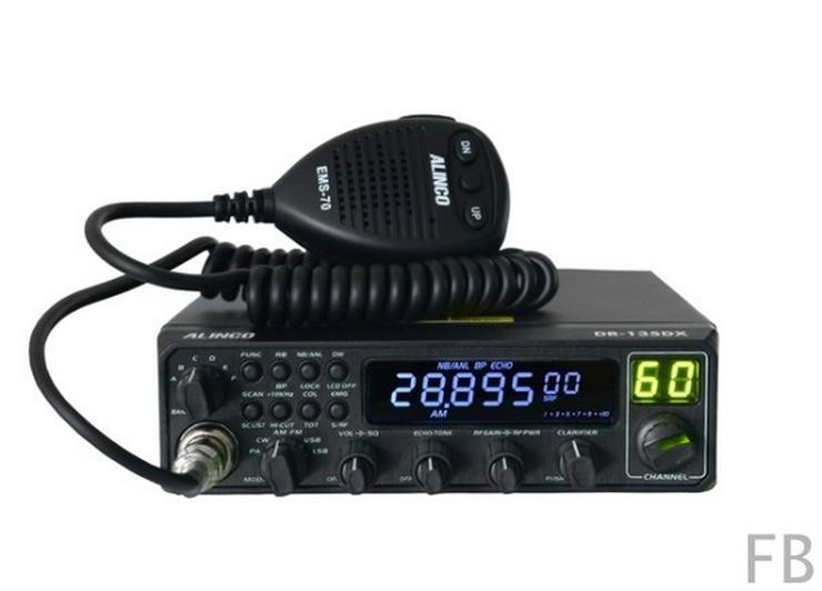 Alinco DR-135DX 10m Band AM/FM/SSB NEU