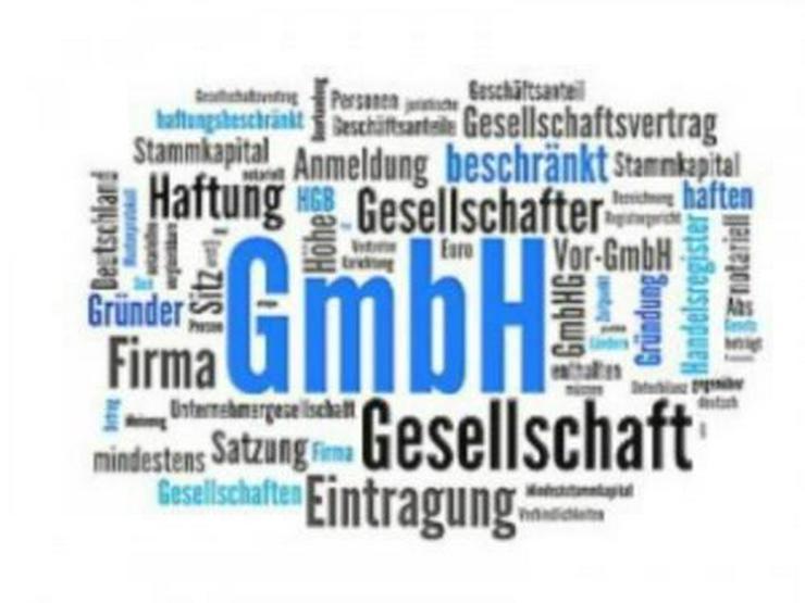 Neue GmbH zu verkaufen! - Sonstige Dienstleistungen - Bild 1
