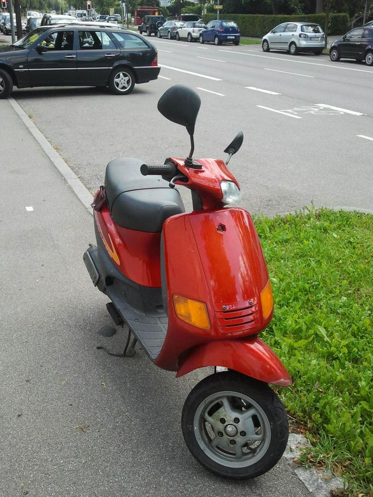 PIAGGIO Zip Fast Rider