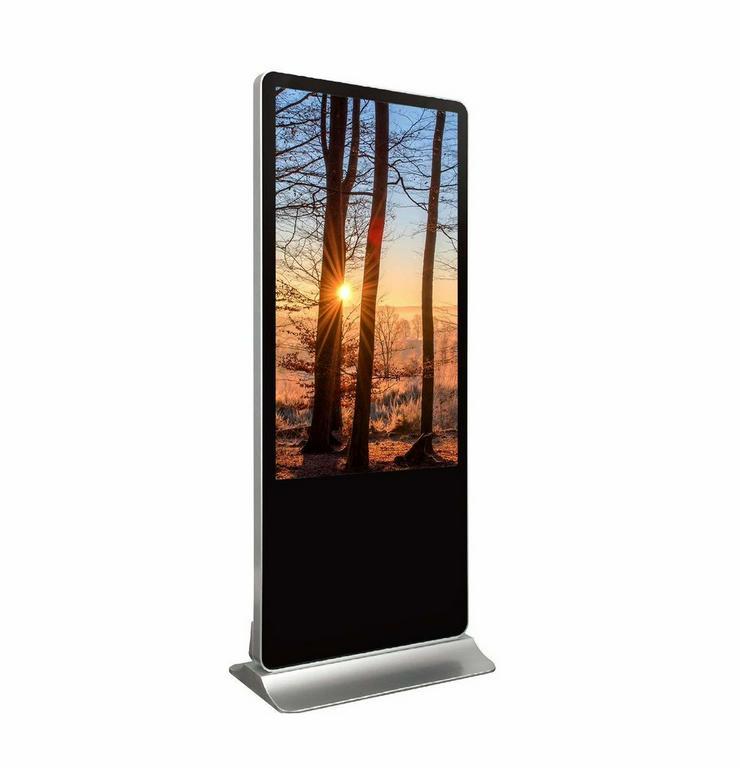 Digital Signage Display Kiosksystem