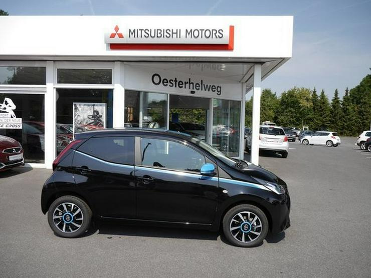 TOYOTA Aygo x-trend + x-connect