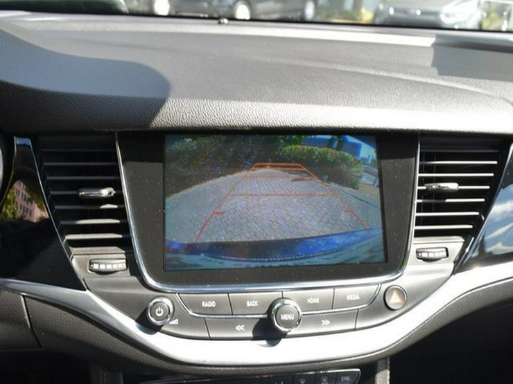 Bild 5: OPEL Astra K ST 1.4 T AT S&S NaviCam 900 InteliLink T-Leder Lenk/SHZ V+H AGR Win-Pak-Prem. Klimaaut.