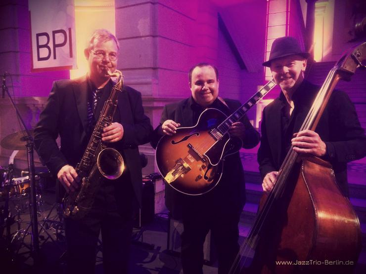 Bild 2: Jazztrio Jazzband Hochzeitsband