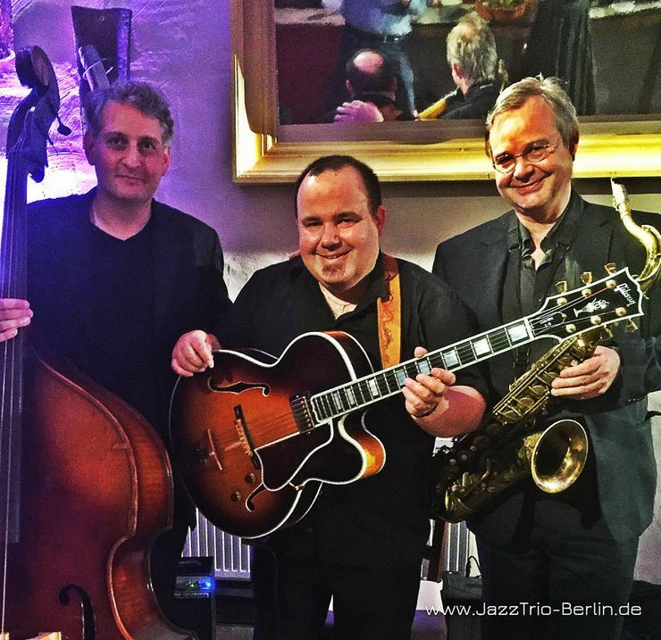 Bild 4: Jazztrio Jazzband Hochzeitsband