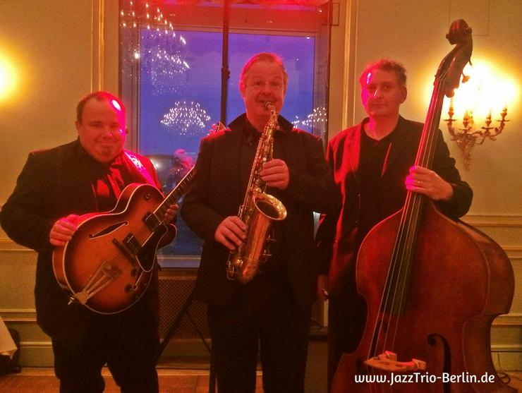 Bild 6: Jazztrio Jazzband Hochzeitsband