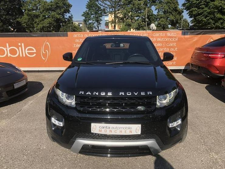 Bild 3: LAND ROVER Range Rover Evoque SD4 Aut.Dynamic PANO NAVI