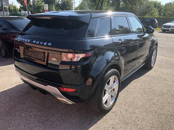 Bild 5: LAND ROVER Range Rover Evoque SD4 Aut.Dynamic PANO NAVI