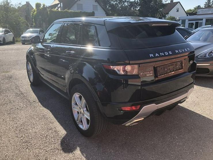 Bild 4: LAND ROVER Range Rover Evoque SD4 Aut.Dynamic PANO NAVI