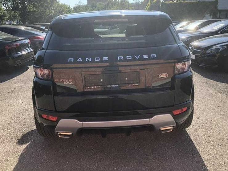 Bild 6: LAND ROVER Range Rover Evoque SD4 Aut.Dynamic PANO NAVI