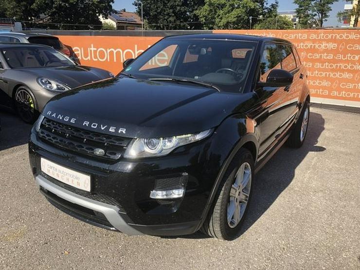 LAND ROVER Range Rover Evoque SD4 Aut.Dynamic PANO NAVI