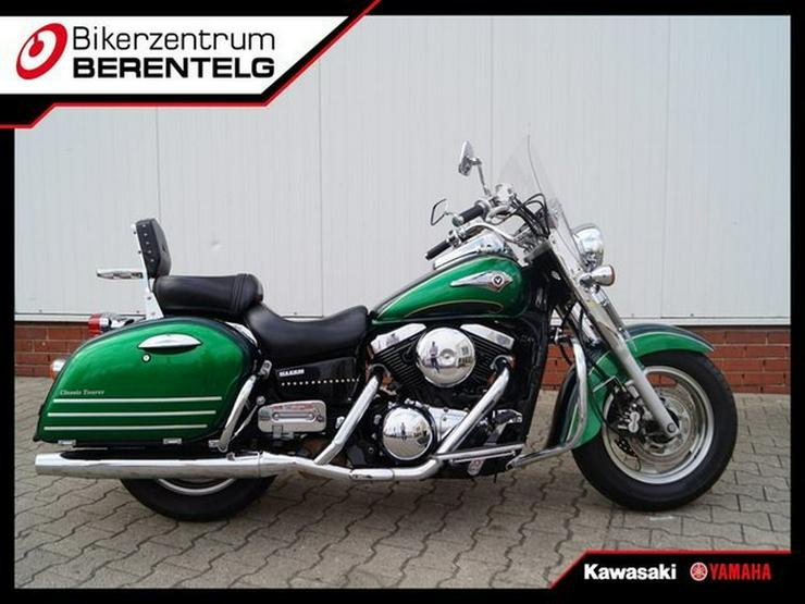 KAWASAKI VN 1500 VN1500 Classic Tourer HU NEU *SSV* TOP - Motorräder - Bild 1