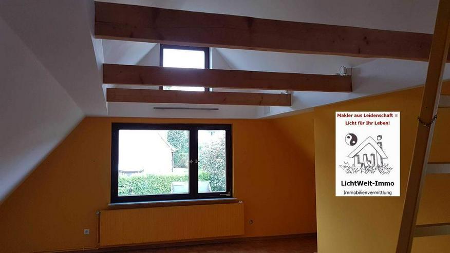 Wolfenbüttel - citynah und ruhig im Zweifamilienhaus, Dachterrasse, Stellplatz, PROVISION... - Wohnung kaufen - Bild 1