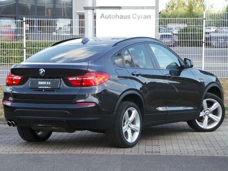 Bild 4: BMW X4 xDrive30d AT Navi Prof. AHK Standhzg.Glas EU6