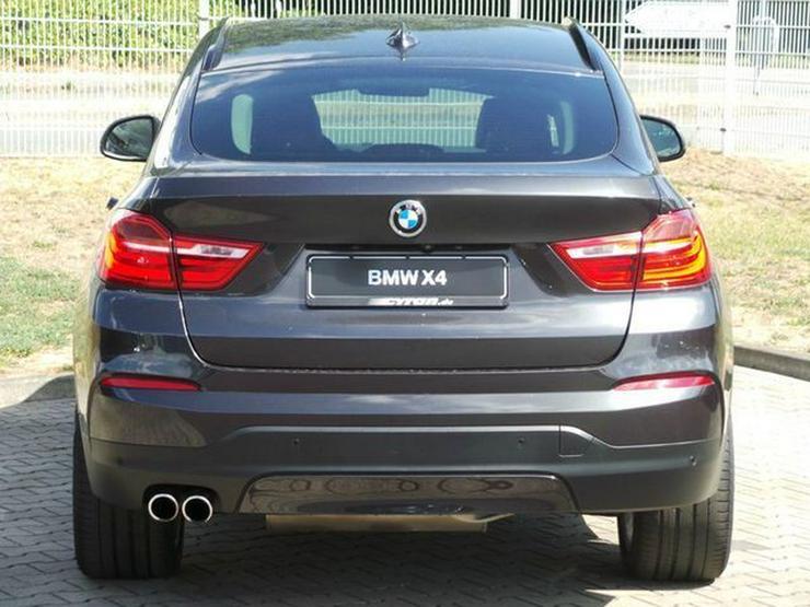 Bild 5: BMW X4 xDrive30d AT Navi Prof. AHK Standhzg.Glas EU6