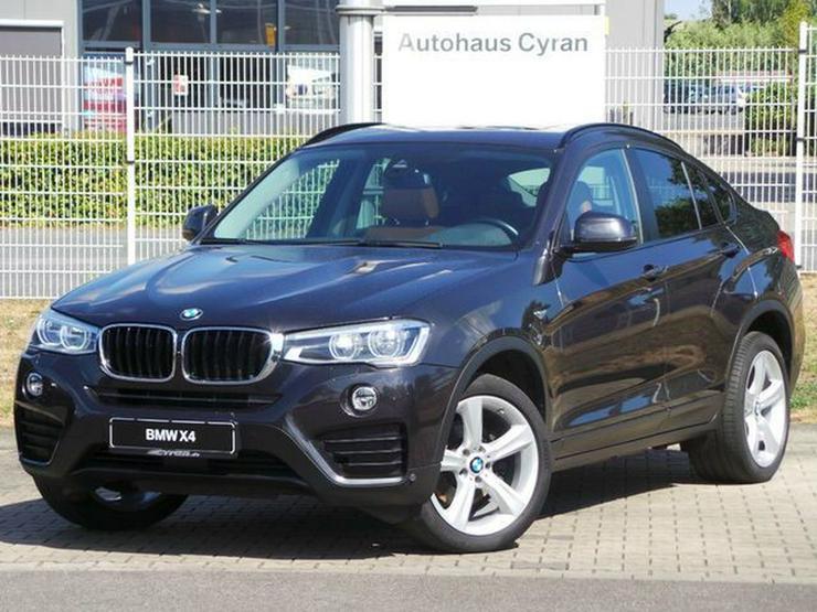 Bild 2: BMW X4 xDrive30d AT Navi Prof. AHK Standhzg.Glas EU6