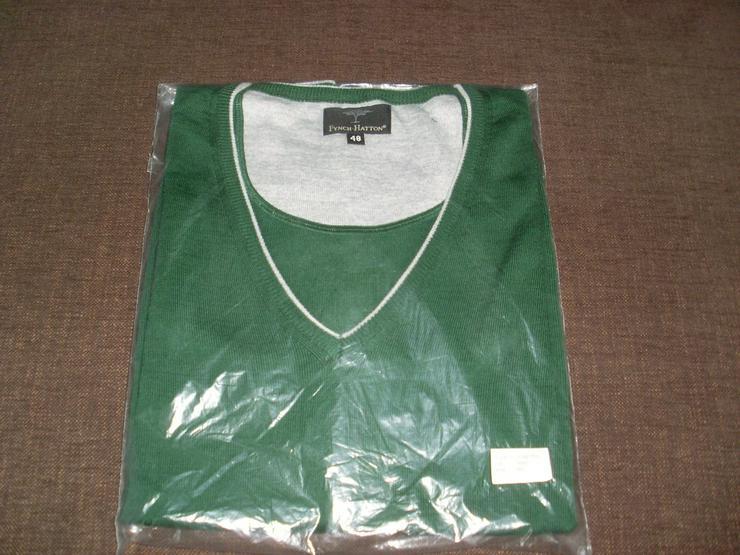 Herren Pullover in grün Gr.  M, XL , XXL ,