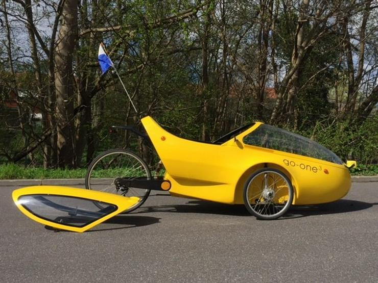 Bild 3: Go-one 3 - Das Fahrrad für jedes Wetter