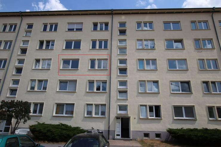 3-Zimmer-Wohnung mit Balkon im 2. OG in Belgern - Wohnung mieten - Bild 1