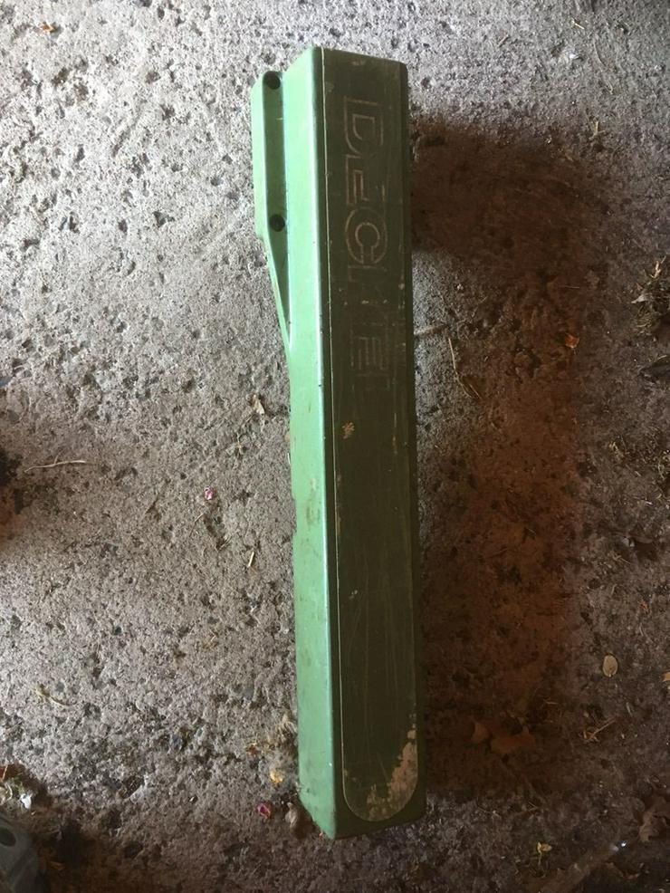 Gegenhalter Spindelachse für Deckel FP Fräse