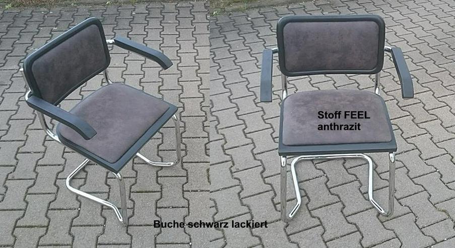 Bild 2: Freischwinger VIENNA mit Polsterung