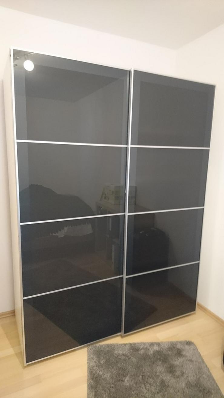 Bilder zu PAX Kleiderschrank 150x66x201cm von IKEA in Wiesbaden ...