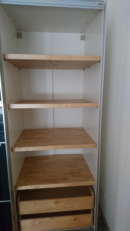 Bild 4: PAX Kleiderschrank 150x66x201cm von IKEA