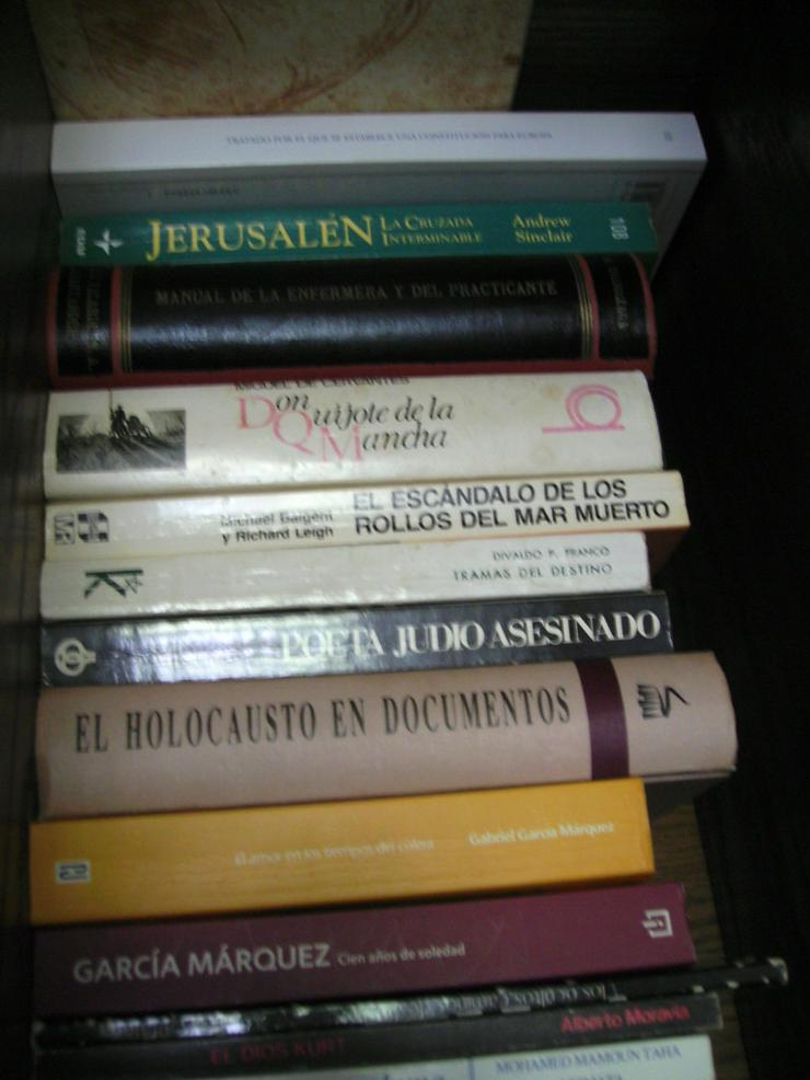 Bücher spanisch-gran libros españoles-BIS 30.9