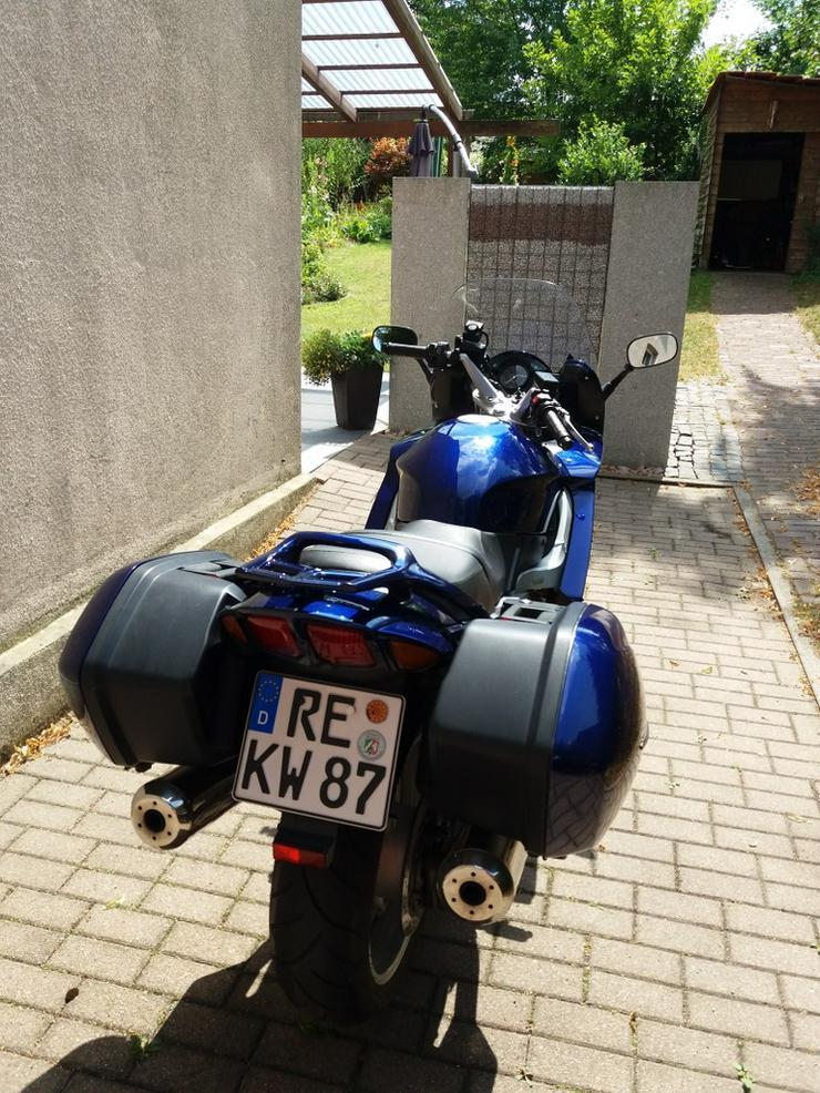 Bild 4: Yamaha FJR 1300