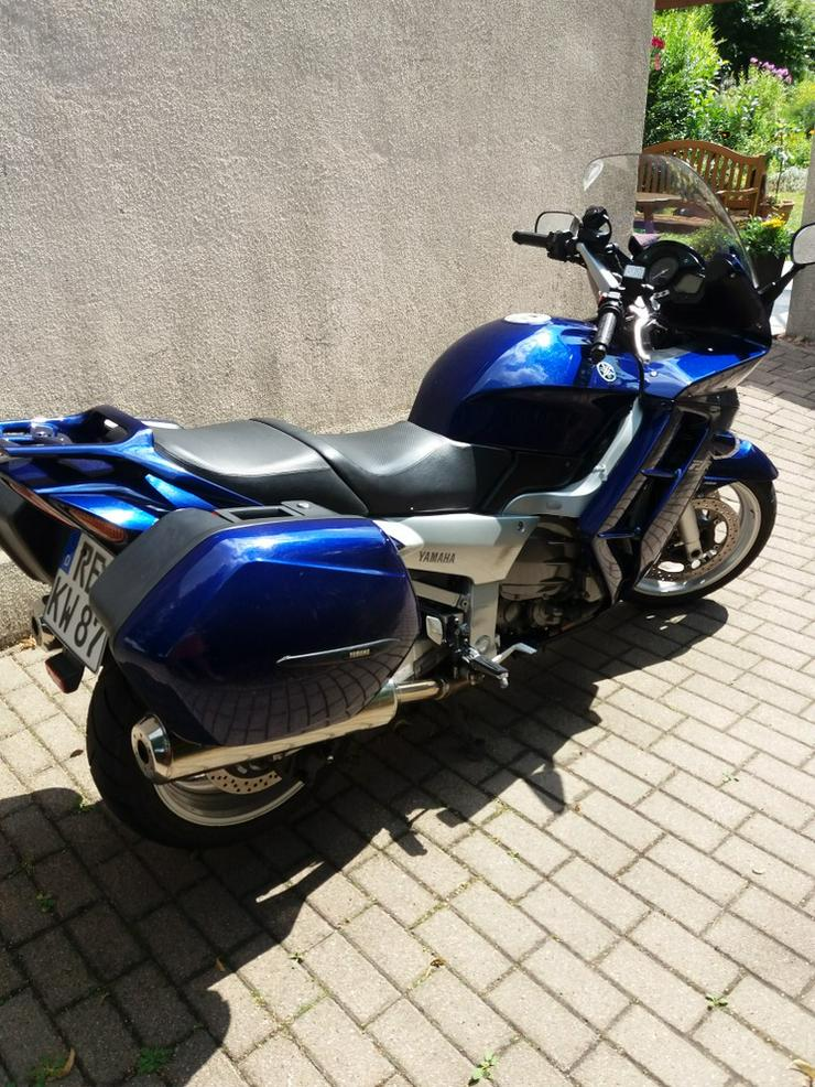 Bild 5: Yamaha FJR 1300