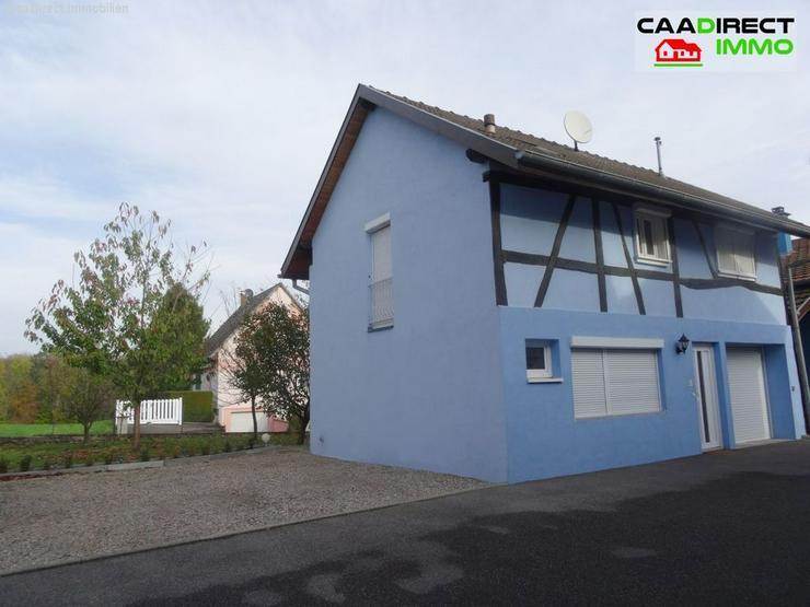 Bild 6: Einfamilienhaus im Elsass - 15 km von Basel u. Deutschland