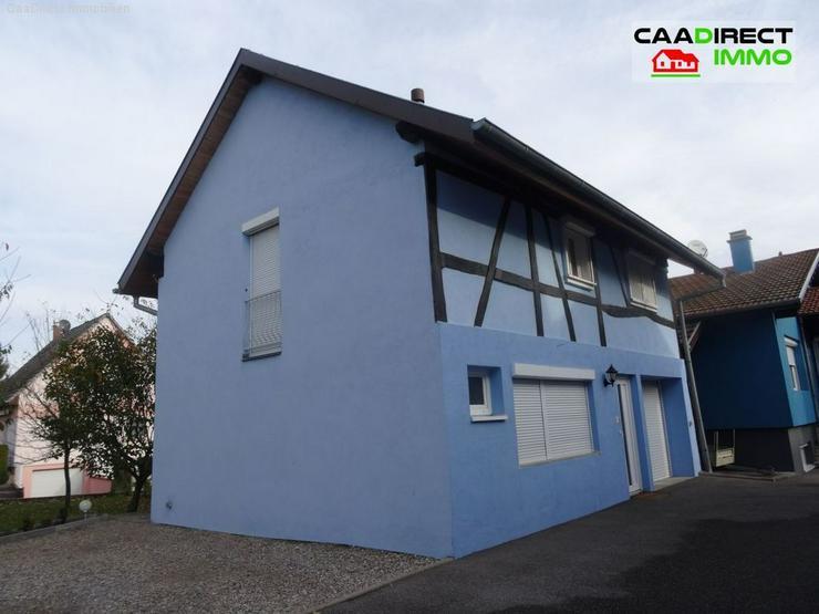 Bild 2: Einfamilienhaus im Elsass - 15 km von Basel u. Deutschland