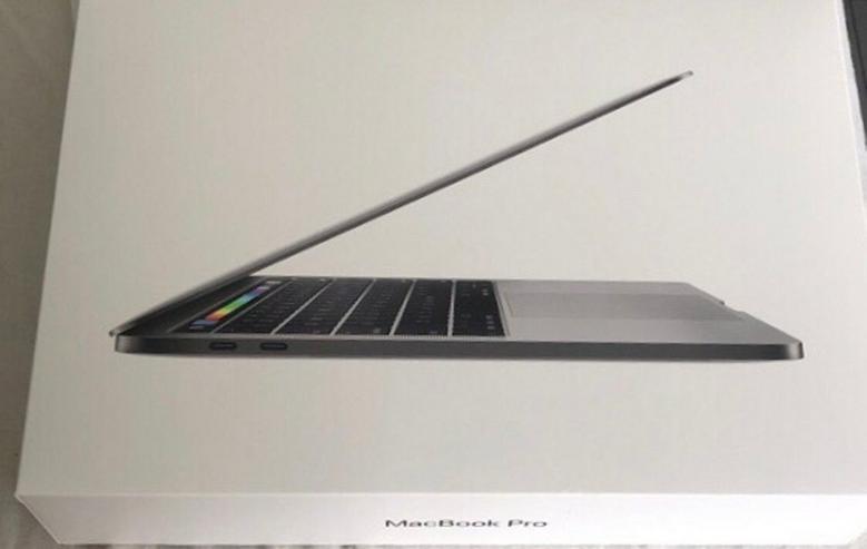 MacBook Pro 13 mit TOUCHBAR 512 GB - Bild 1