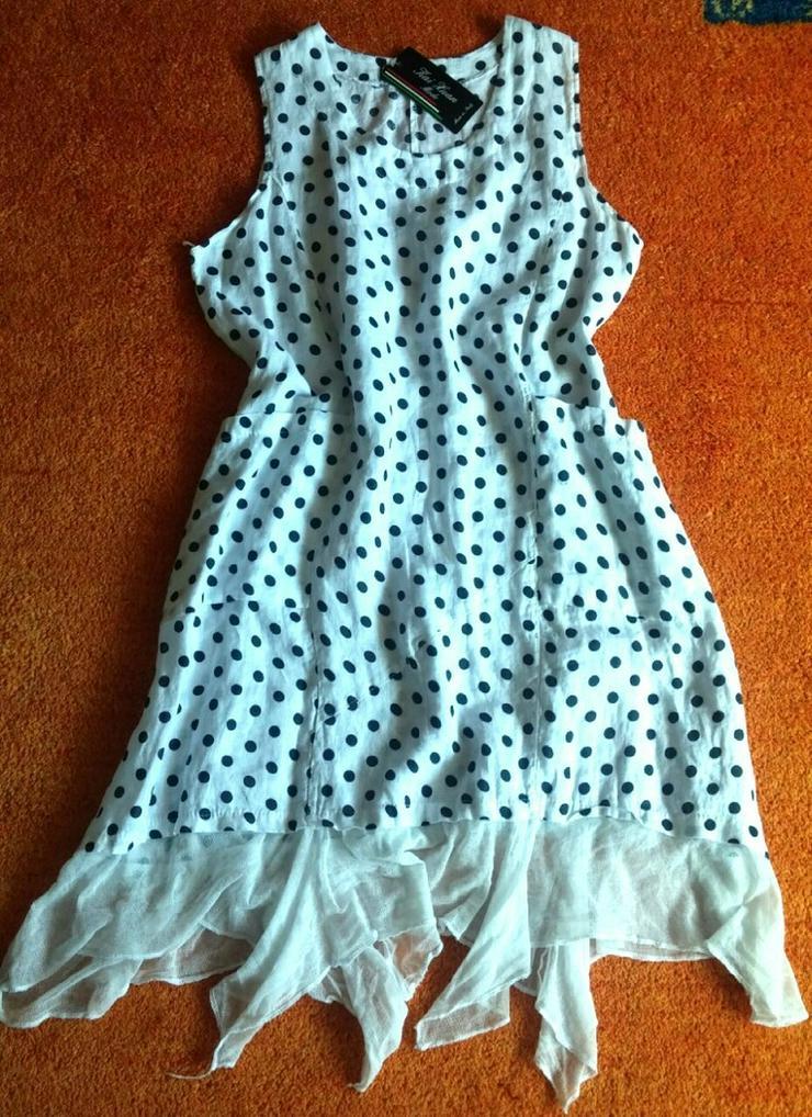 NEU Damen Kleid Sommer Lagenlook Gr.44