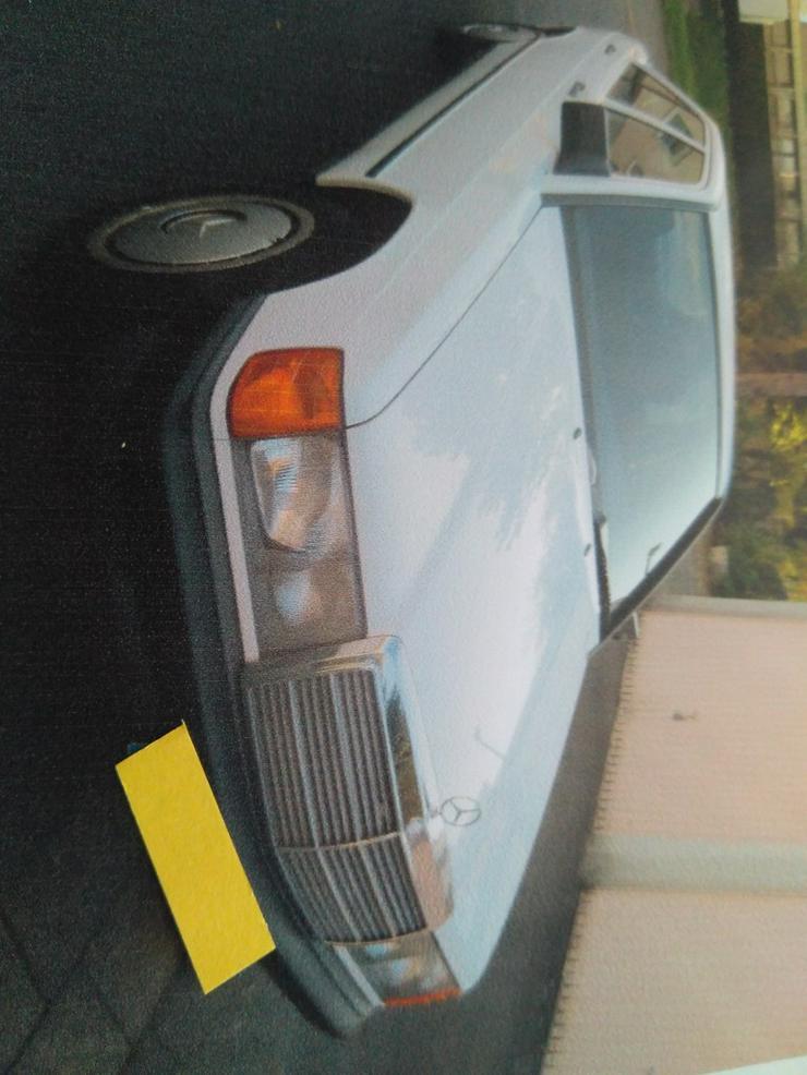 Mercedes 190E H-Zulassung