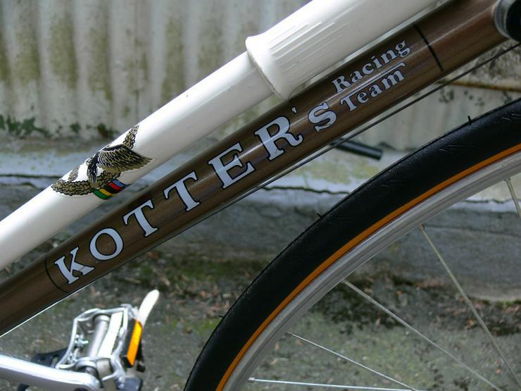 Bild 6: Damen - Straßenrennrad von KOTTER , mit 12 Gang